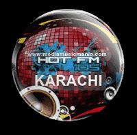 FM Hot 105 Karachi Live | Radio Live Stream