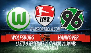 Prediksi Wolfsburg vs Hannover 9 September 2017