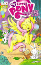 MLP Friendship is Magic #1 Comic Cover E Variant