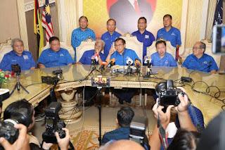 GE14: CM reveals Sarawak BN candidates