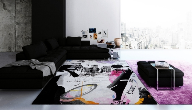 Designed Rugs for a Fashionable Interior 1