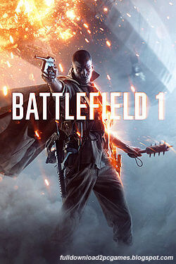 Action Video Games Developed By EA Dice And Published By Electronic Arts Battlefield i Free Download PC Game