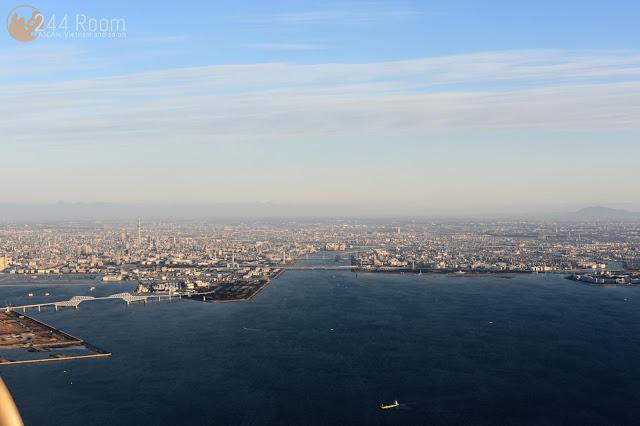 東京空撮 Tokyo view from air