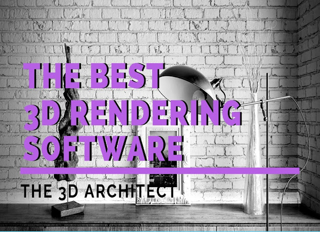 Rendering 3D Software