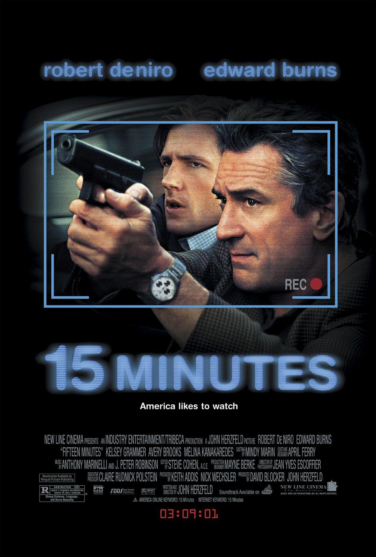 15 Minutes (2001) ταινιες online seires xrysoi greek subs