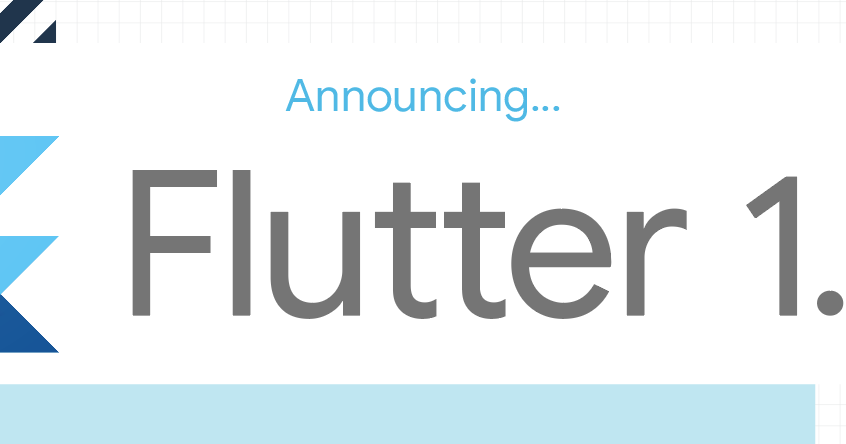 Google Developers Blog: Flutter 1 0: Google's Portable UI
