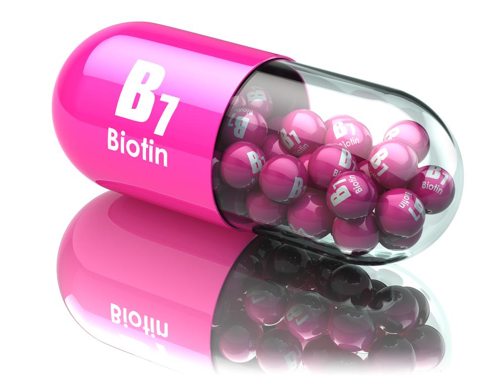 Manfaat dan Efeksamping Vitamin Biotin Untuk Rambut