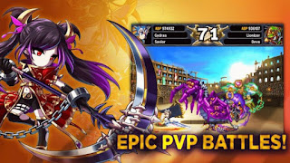 Brave Frontier RPG Mod Apk skill no couldown