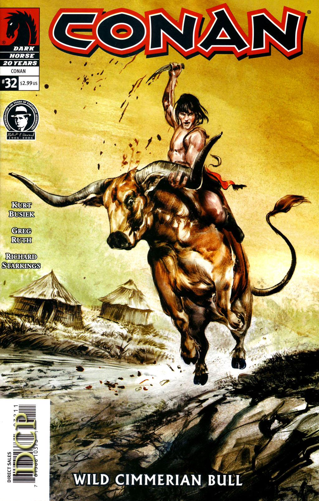 Conan (2003) 32 Page 1