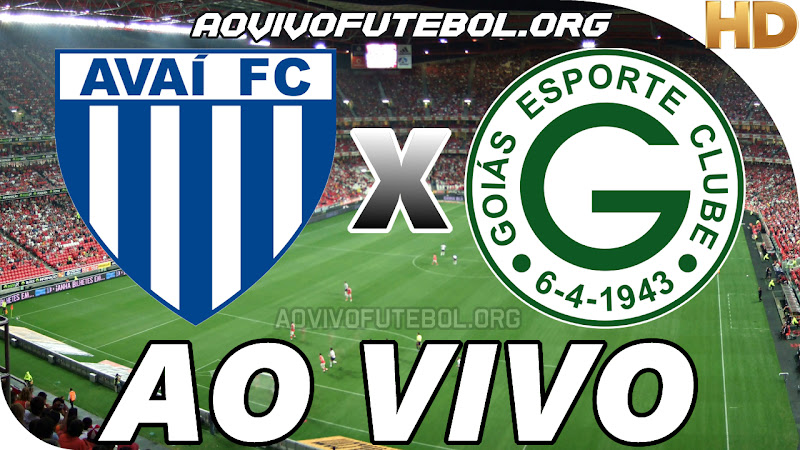 Avaí x Goiás Ao Vivo Online na TV