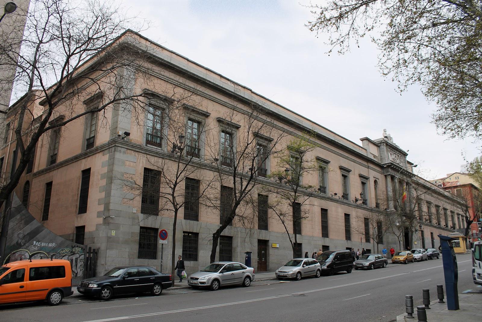 Paisajes urbanos matritenses obras urban sticas - Colegio escolapias madrid ...