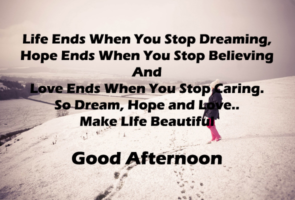 Good Afternoon Images With Messages In Hindi