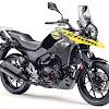 Suzuki V-Storm 250, Sepeda Motor 250 cc Berjenis Sport Adventure