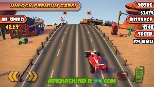 Highway Traffic Racer Planet 1.3.0 mod
