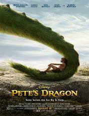 pelicula Pete's Dragon (Peter y el dragón) (2016)