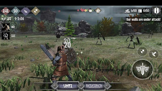 Download Heroes and Castles 2 v1.0.3 Apk Data Android