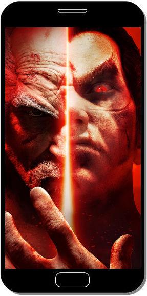 Tekken 7 Heihachi et Kazuya Mishima - Fond d'Écran en QHD pour Mobile
