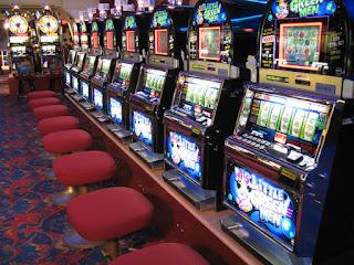 Jenis Permainan Slot Machine yang ada di Casino Online
