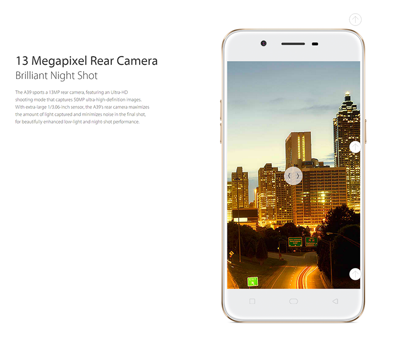 A camera centric midrange phone