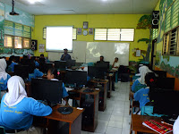 Puluhan Siswa SMPN 5 Pati Ikuti Pelatihan Jurnalistik
