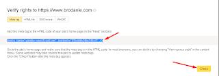 Cara submit blog, sitemap dan vertifikasi Ke Yandex Search Engine
