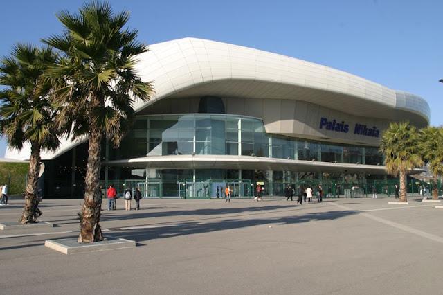 Palais Nikaia, Nice