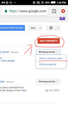 How to rank website in google, submit your website in google webmaster tool