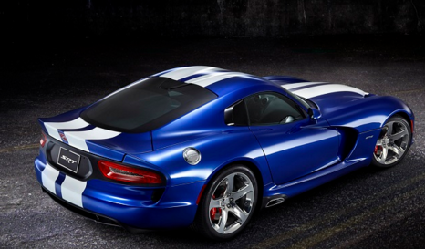 2017 Dodge Viper Supercharged