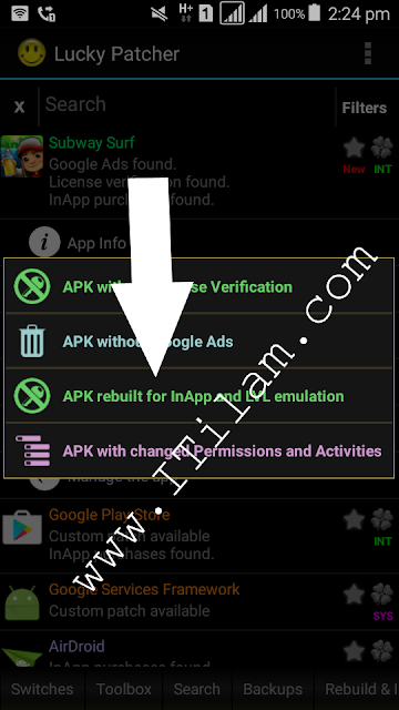 how to remove ads from android apps without rooting ,unlimited coins games apk