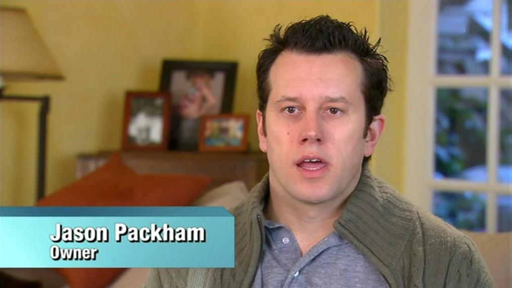 Jason Packham