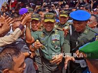 Panglima TNI: Doa Bersama 171717 untuk Indonesia Penuh Kasih