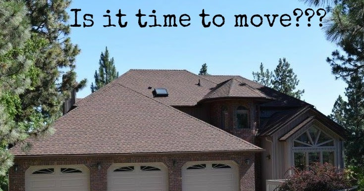 The house on ely is it time to move When is the best time to move house
