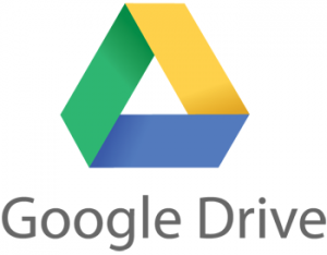 Download Google Drive, excellent tool for hosting and sharing files
