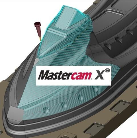 MasterCAM X9