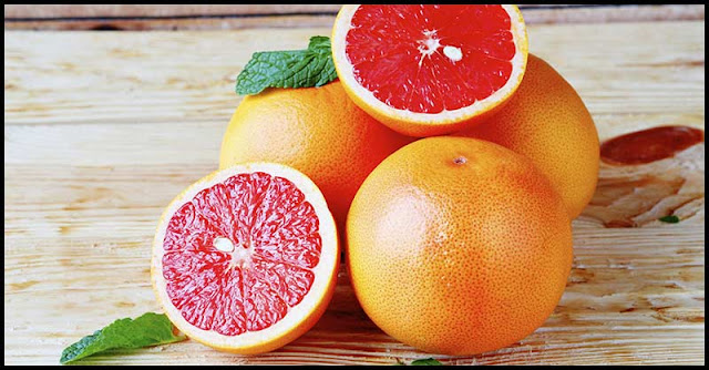 Grapefruit: A Good Food For The Liver