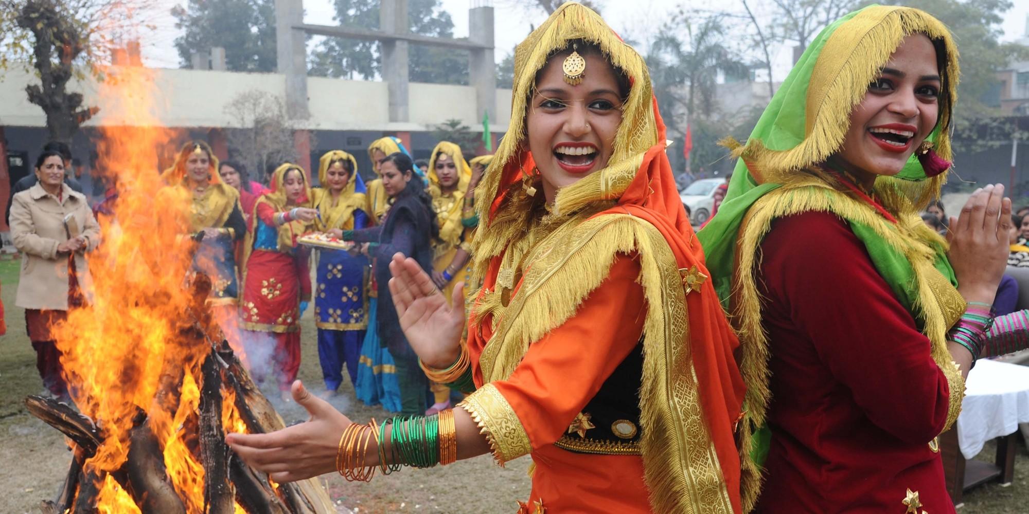 Lohri is a festival
