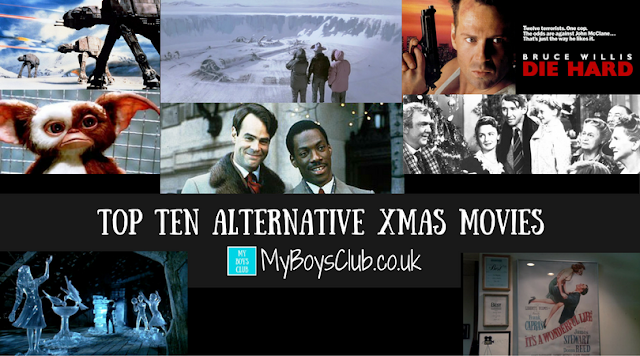 Top Ten Alternative Xmas Movies