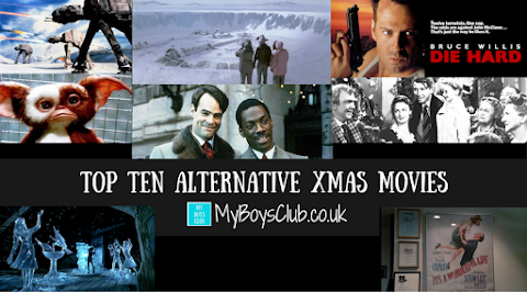 Hubby's Top Ten Alternative Xmas Movies