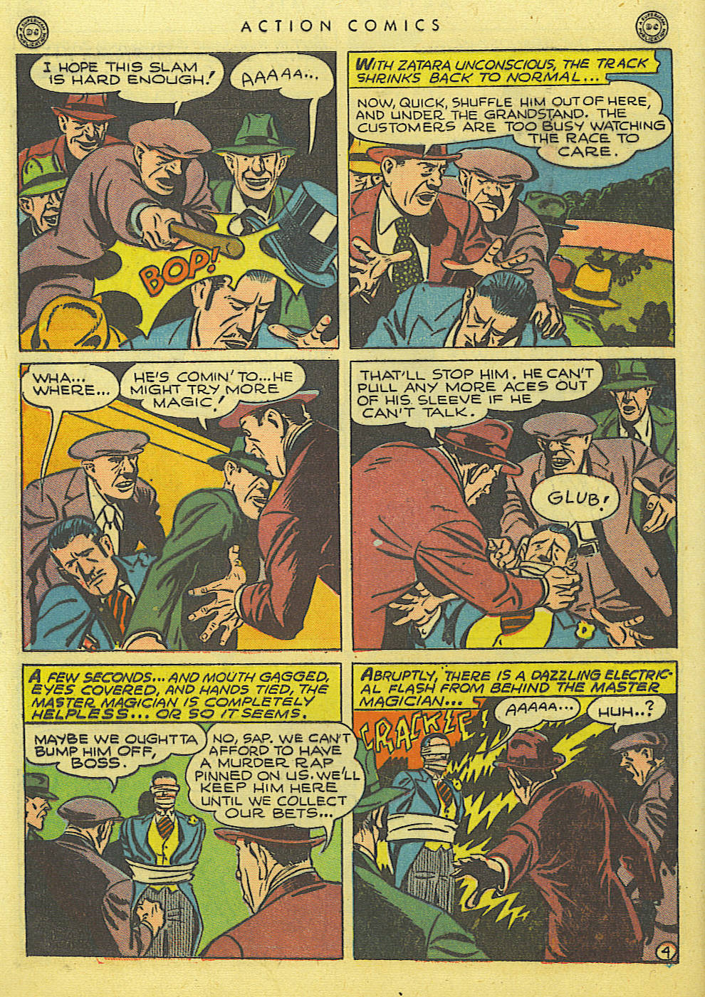 Read online Action Comics (1938) comic -  Issue #89 - 46