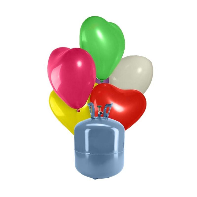 5 ideas para decorar con globos el blog de blanqui - Botella de helio barata ...
