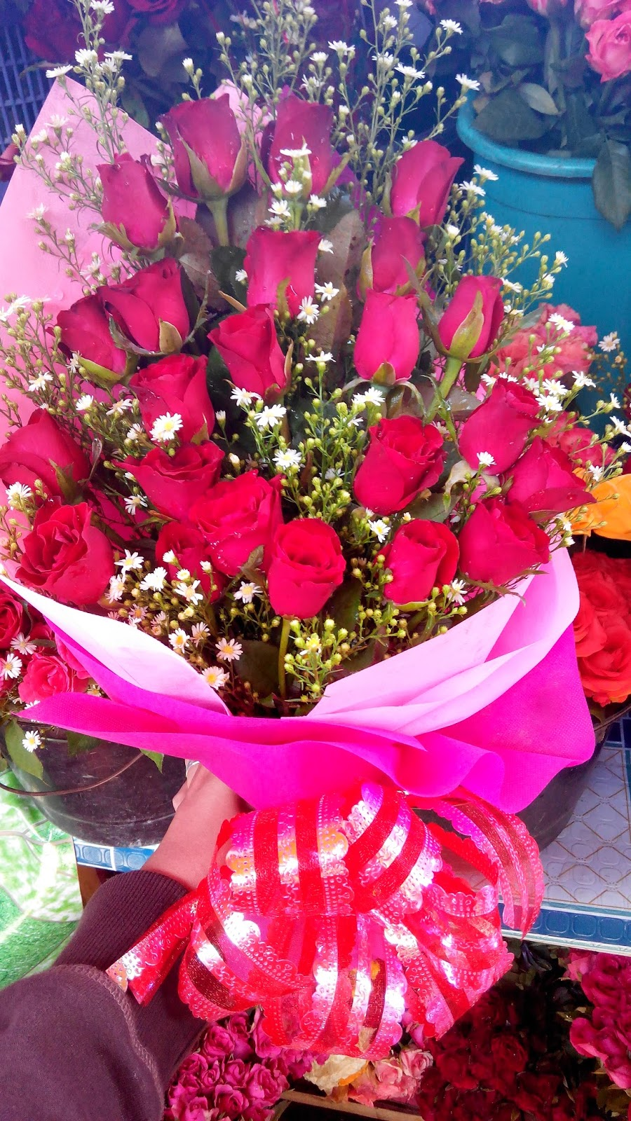 Fresh Flowers For You At Very Cheap Price Flower Bouquet For 600