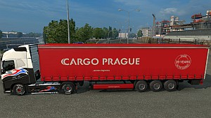 Cargo Prague trailer mod