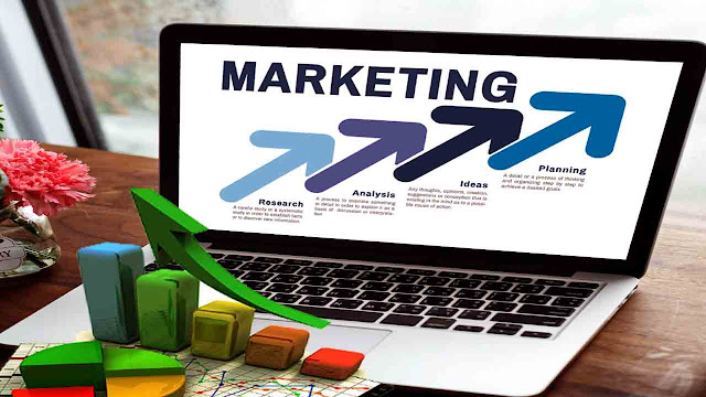 Difference Between Market And Marketing