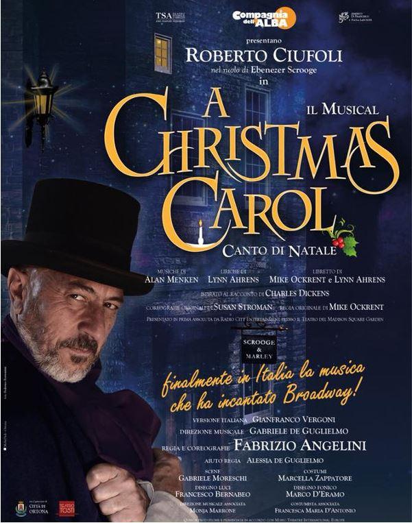 La Compagnia dell Alba porterà in scena il musical A Christmas Carol in  co-produzione con il TSA – Teatro Stabile d Abruzzo a75dc0d2e6b1