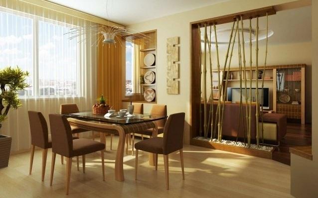 تصاميم و ديكورات فواصل خشبية لتقسيم الصالونات واضفاء لمسة جمالية