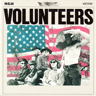 Jefferson Airplane, Volunteers