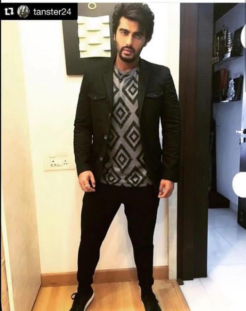Arjun kapoor hairstyle