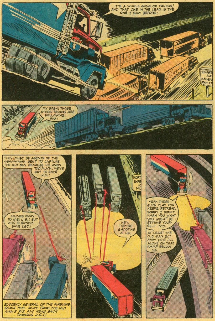 Read online U.S. 1 comic -  Issue #3 - 12