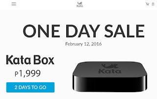 Kata Revamps Website, Opens Online Store with Amazing Deals Every Friday