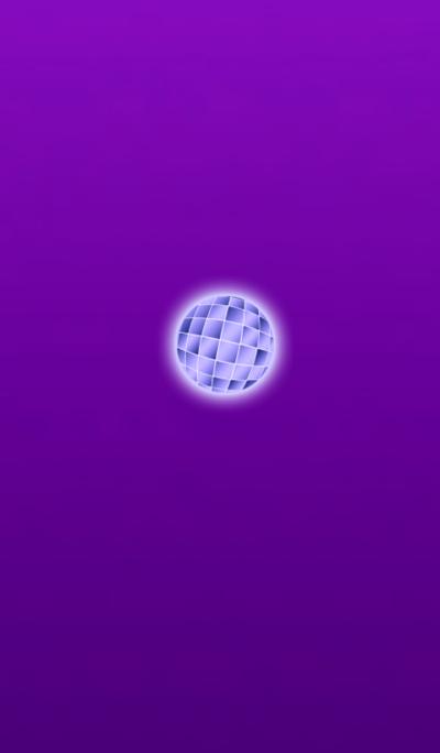 Golden Mirror Ball 8